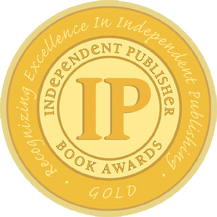 A logo of Independent Publisher Book Awards